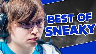 Download Best Of Sneaky - The Insane Carry - League Of Legends Video