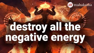 Download Ancient Sun Mantra To Remove Negative Energy from MIND, BODY, SOUL & HOME | Om Japa Kusuma Mantra Video