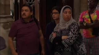Download Muslims in Saint-Denis join with Catholics at Sunday mass in solidarity Video