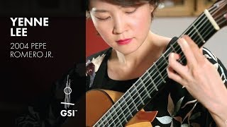 Download Autumn Leaves - Yenne Lee plays 2004 Pepe Romero Jr. Video