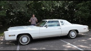 Download Here's a Tour of the Most Expensive Cadillac From 1977 Video