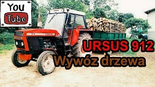 Download Wywóz drzewa z lasu 2017 Ursus 912 Video