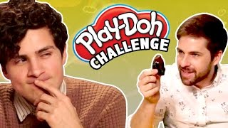 Download PLAY DOH CHALLENGE! (Smosh is Bored) Video