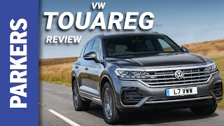 Download Volkswagen Touareg In-Depth Review | Is it a proper luxury SUV? Video