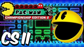 Download Pac-Man Championship Edition 2 (PS4) - Championship II | 1080p 60FPS Video