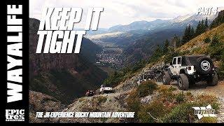 Download KEEP IT TIGHT : JK-Experience Colorado - Black Bear Pass & Billings Canyon | Part 4 Video