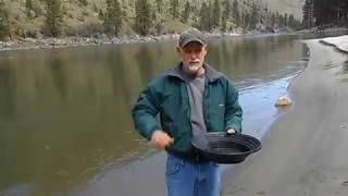 Download Gold Prospecting Salmon River Beach Gold Video