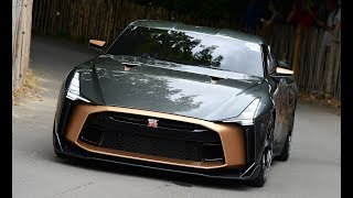 Download Nissan GT-R50 by Italdesign 720 ps and $1.4 million At Goodwood Video
