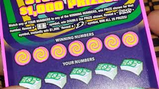 Download **WINNING BIG ZEROS** on the IL. Lottery ″FRENZY″ Franchise Video