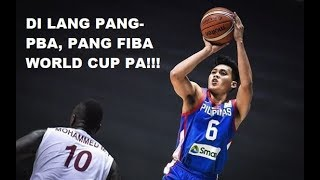 Download Scottie Thompson | Gilas Pilipinas FIBA FULL HIGHLIGHTS | September 2018 Video