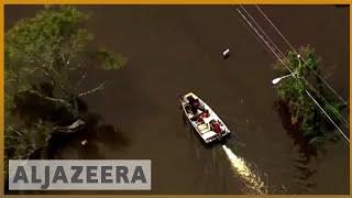 Download 🇺🇸 Florence: North Carolina's rivers still rising after record rain   Al Jazeera English Video