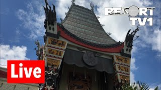 Download Hollywood Studios Live Stream - 6-1-18 - Fantasmic, Tower of Terror, & More! Video