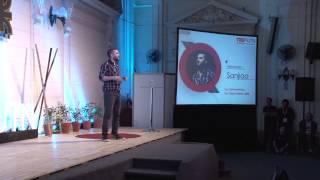 Download La convivencia, no muy buena idea: Fernando Sanjiao at TEDxUTN Video