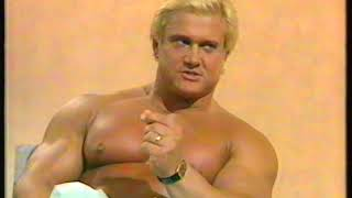 Download A great Tom Platz interview by Terry Wogan for the BBC Video