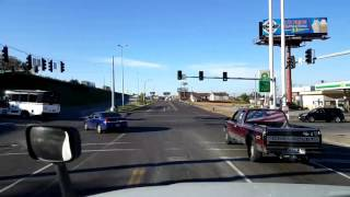 Download Bigrigtravels Live! - St. Louis to Moberly, Missouri - Interstate 70 - November 15, 2016 Video
