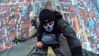 Download Climbing Worlds highest Church Tower-GYK Video