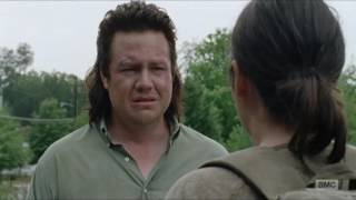 Download The Walking Dead - Tara gets back to Alexandria. Video