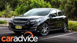 Download 2017 Subaru Impreza review | CarAdvice Video
