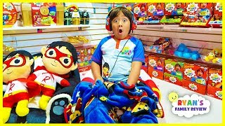 Download Ryan Spend 24 hours overnight in Ryan's World Toys Room Challenge!! Video