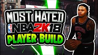 Download The Most Hated Myplayer Build in NBA 2K18 Video