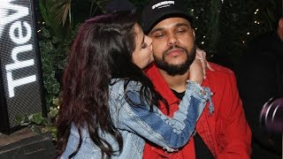 Download Selena Gomez Sweetly Kisses The Weeknd in Paris Before His Awkward Run-In With Ex Bella Hadid Video