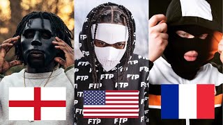 Download Gangsta Rap From Around The World (Greek, Czech Republic, Albania, Haiti) Video