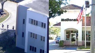 Download Nikolas Cruz's Detailed Timeline Shows Uber Ride and Stop at McDonald's Video