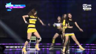 Download [HD] 150707 - #SIXTEEN Major Team ″다시 해줘″ ( Do it again ) Final #EP10 Video