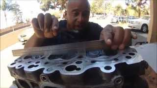 Download HOW TO RESURFACE A WARPED CYLINDER HEAD AT HOME WITH SAND PAPER Video