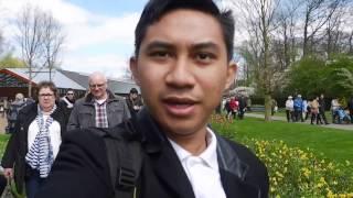 Download Vlog Ikrom Mustofa ″Cuap-cuap Maba Wageningen di Keukenhof″ Video