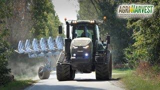 Download FENDT 943 MT Vario & Lemken Vari-Diamand | 4K | Agriharvest Video