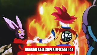 Download Dragon Ball Super Episode 104 ″ Red Goku and Hit vs Speed″- Preview Breakdown Video