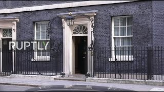 Download LIVE: Theresa May holds Cabinet meeting at Downing Street Video