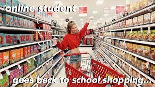 Download Back to School Shopping (for an online student) Video