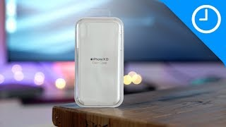 Download Review: iPhone XR Clear Case - Is it worth $40? Video