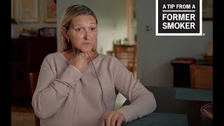 Download CDC: Tips From Former Smokers - Sharon's Diagnosed at 37 Story Video