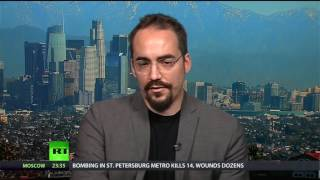 Download Peter Joseph interview, BoomBust RT, April 4th 2017 Video