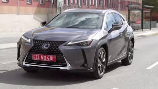Download Lexus UX 250h // Grey // footage Video