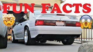 Download 5 Interesting Facts About The Foxbody Mustang! Video