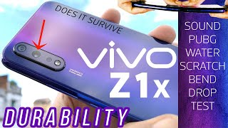 Download vivo Z1x Durability Review - Another AMOLED Option at Budget! Video