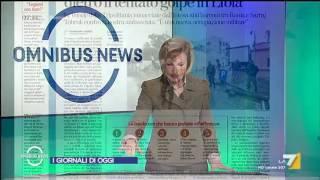 Download Omnibus News (Puntata 14/01/2017) Video