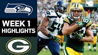 Download Seahawks vs. Packers   NFL Week 1 Game Highlights Video