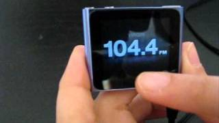 Download Review/ Tips & Tricks: ipod nano 6G Video