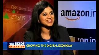 Download Amazon India Most Lucrative Business: Jeff Bezos Video