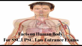 Download General Science for competitive Exams- Human Body Facts in simple manner Video
