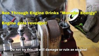 Download See Through Engine Drinks ″Monster Energy″ Video
