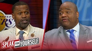 Download Stephen Jackson talks LeBron's influence on today's culture | NBA | SPEAK FOR YOURSELF Video