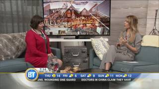 Download First Lady of Iceland previews Taste of Iceland this weekend Video