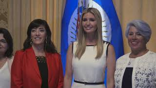 Download Ivanka Trump Discusses Women's Economic Empowerment at OAS Video