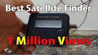 Download satellite signal finder meter dish align Video